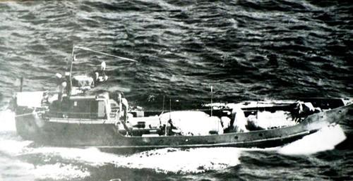 Tàu không số và những chiến công hiển hách trong kháng chiến chống Mỹ - Ảnh 2.