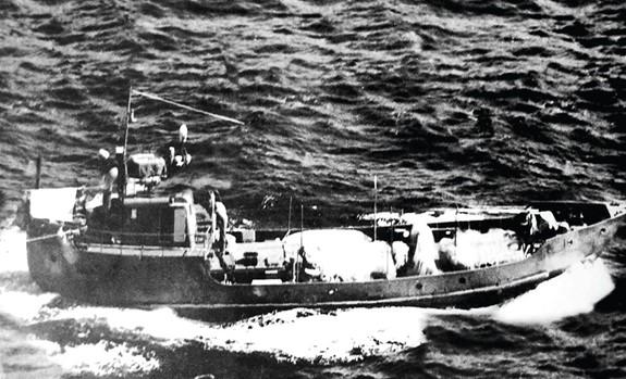 Tàu không số và những chiến công hiển hách trong kháng chiến chống Mỹ - Ảnh 4.