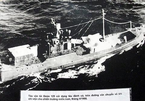 Tàu không số và những chiến công hiển hách trong kháng chiến chống Mỹ - Ảnh 7.
