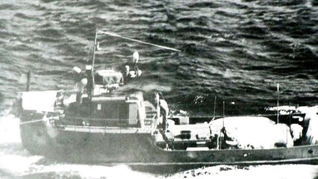Tàu không số và những chiến công hiển hách trong kháng chiến chống Mỹ - Ảnh 12.