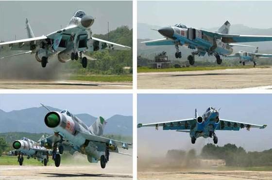 Không quân Triều Tiên chỉ còn là cái bóng của một thời huy hoàng - Ảnh 17.