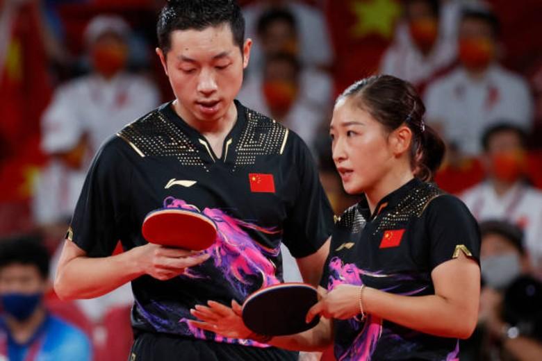 Cú sốc Olympic 2020: Bóng bàn Nhật Bản ngược dòng siêu hạng trước Trung Quốc - Ảnh 2.