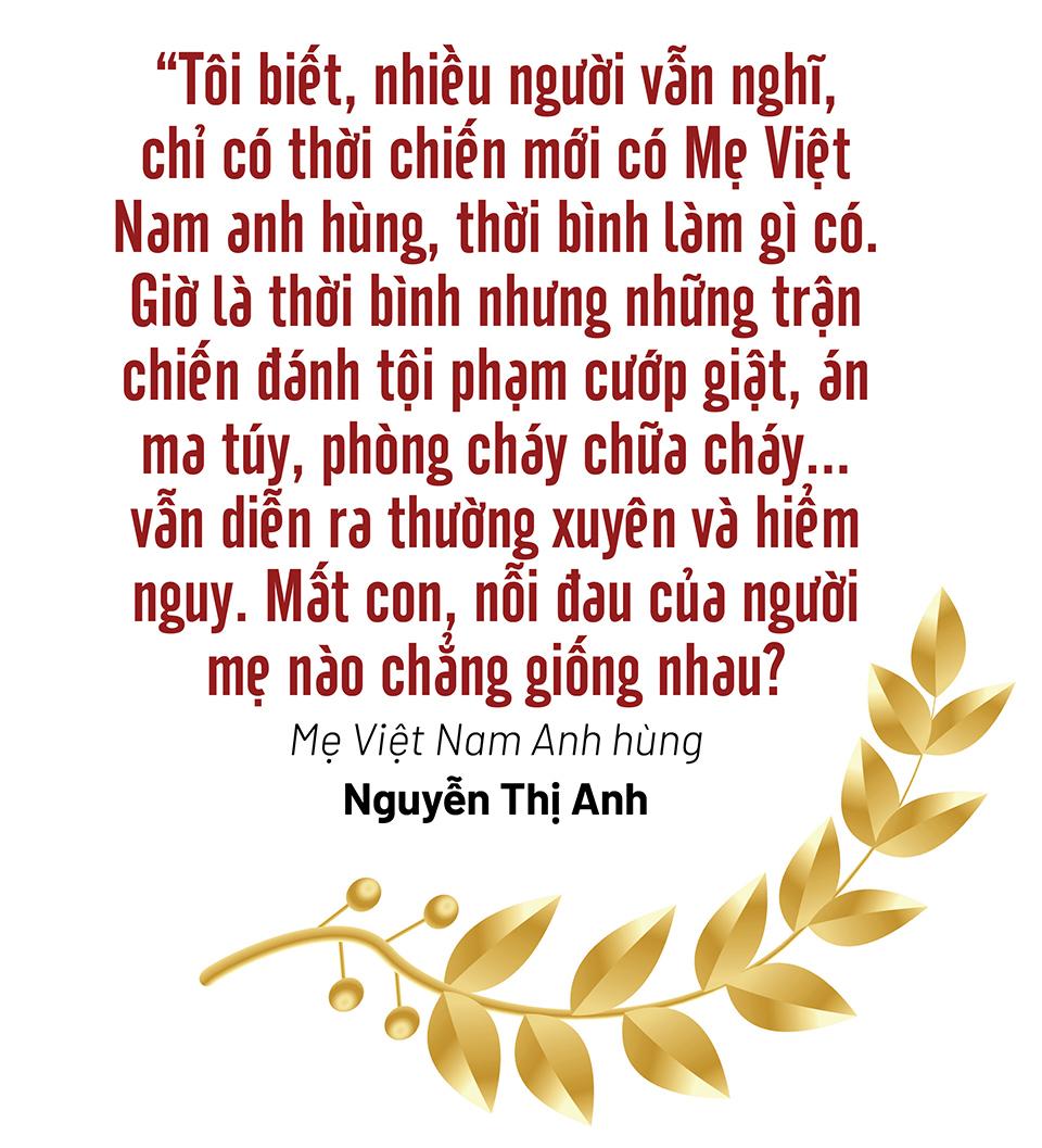"""Bà mẹ Việt Nam Anh hùng trẻ nhất nước Nguyễn Thị Anh: """"Nỗi đau mất con thời nào cũng thế"""" - Ảnh 8."""