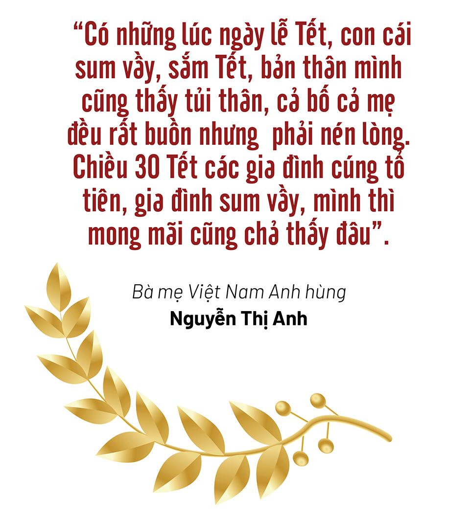 """Bà mẹ Việt Nam Anh hùng trẻ nhất nước Nguyễn Thị Anh: """"Nỗi đau mất con thời nào cũng thế"""" - Ảnh 12."""