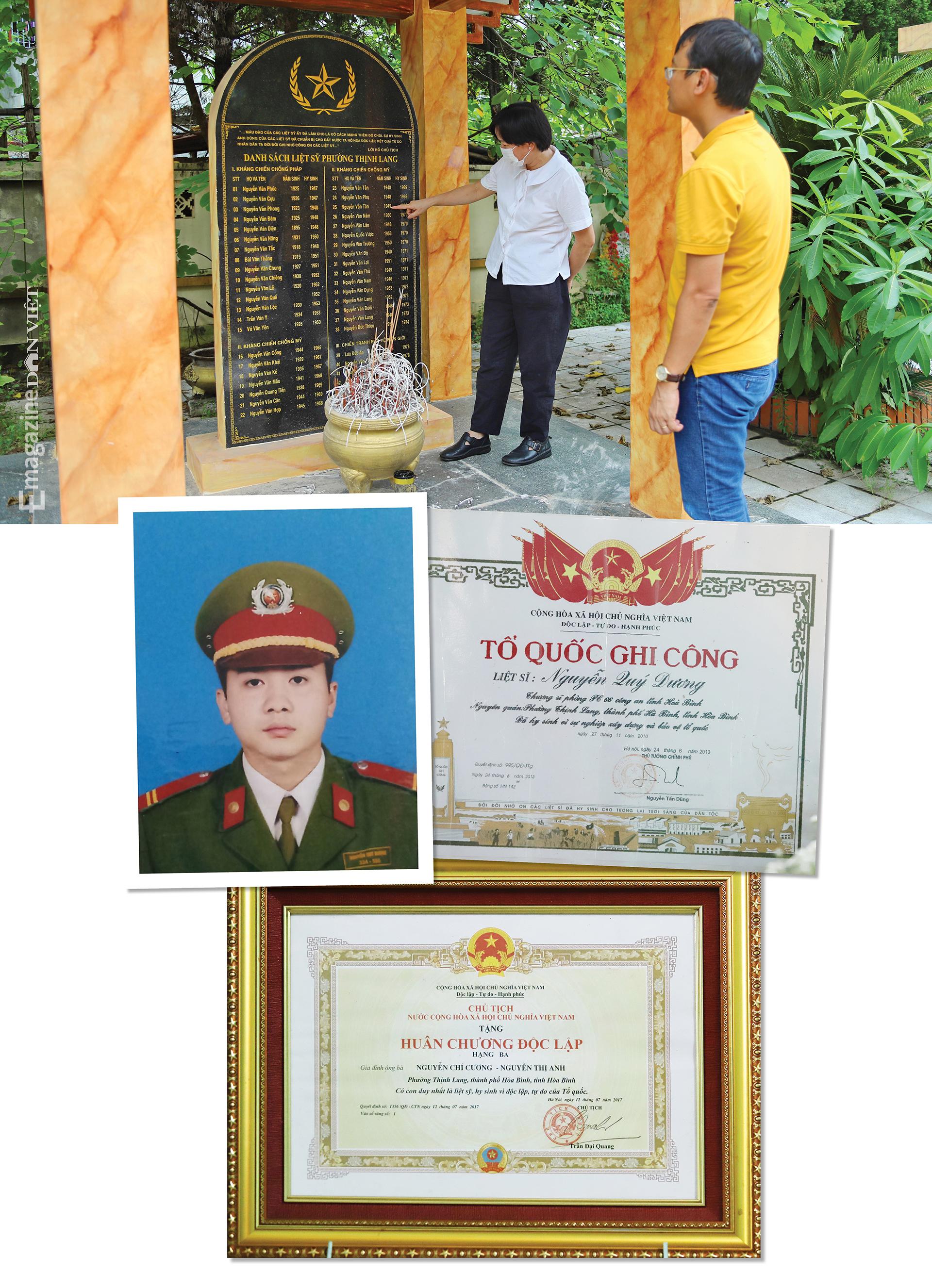 """Bà mẹ Việt Nam Anh hùng trẻ nhất nước Nguyễn Thị Anh: """"Nỗi đau mất con thời nào cũng thế"""" - Ảnh 14."""