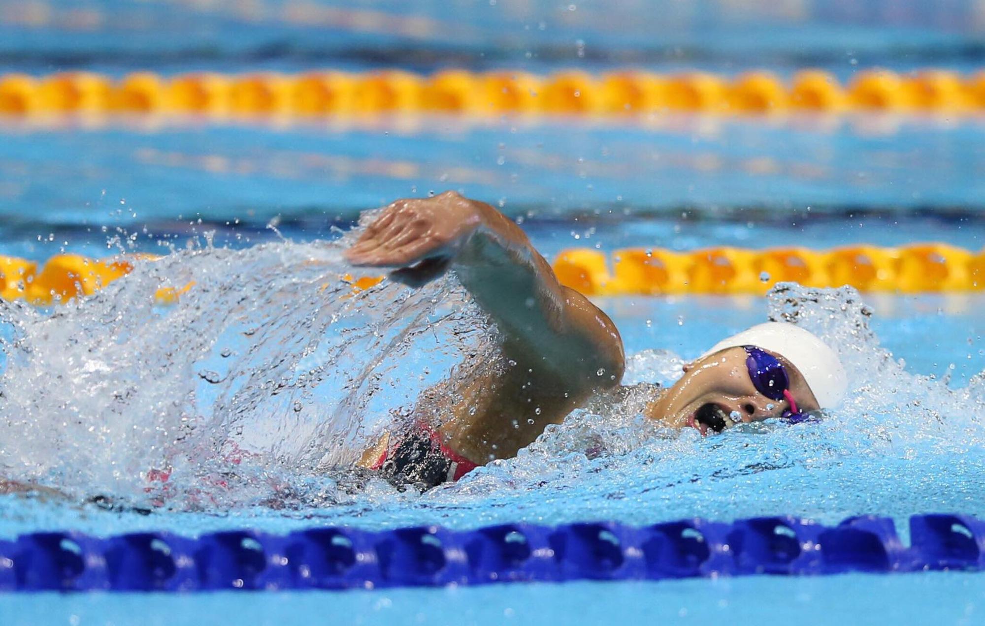 Ánh Viên không thắng nổi chính mình tại Olympic Tokyo 2020 - Ảnh 2.