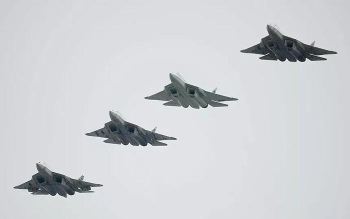 Nga bắt đầu phát triển máy bay chiến đấu mới - Ảnh 1.