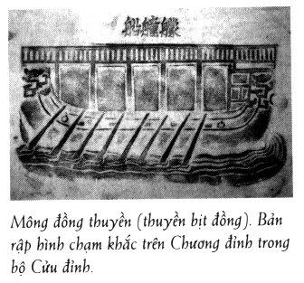 """Thời Minh Mạng, nước ta chế tạo """"thuyền bọc đồng"""", thuê người Pháp lái? - Ảnh 1."""