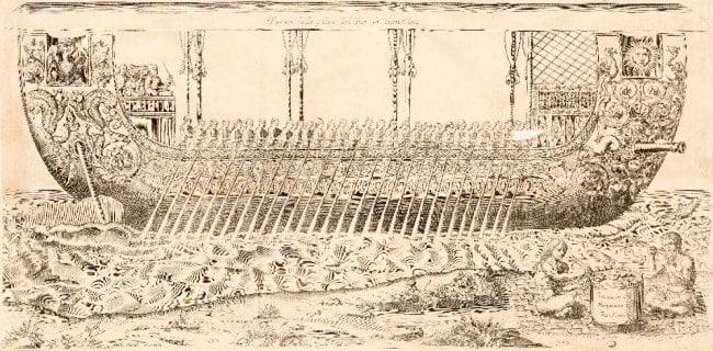 """Thời Minh Mạng, nước ta chế tạo """"thuyền bọc đồng"""", thuê người Pháp lái? - Ảnh 2."""