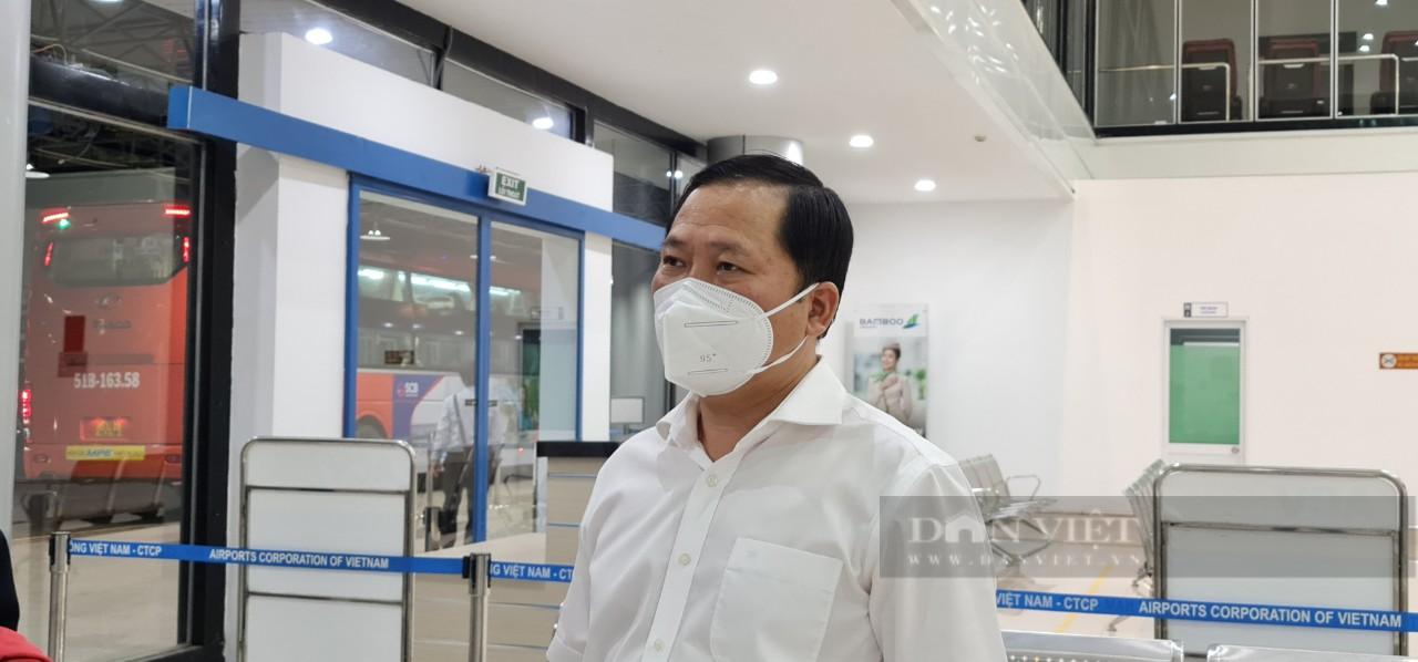 Chủ tịch tỉnh Bình Định phê bình Sở GTVT vì thiếu trách nhiệm - Ảnh 2.