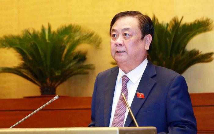 Bộ trưởng Lê Minh Hoan: Hàng triệu người về nông thôn tránh dịch Covid-19 là động lực xây dựng nông thôn mới giai đoạn tới - Ảnh 3.