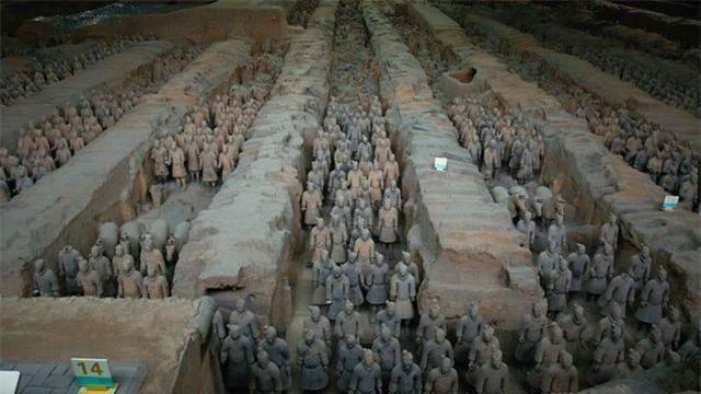 Cung nữ được tuẫn táng trong lăng mộ của Tần Thủy Hoàng là ai? - Ảnh 1.