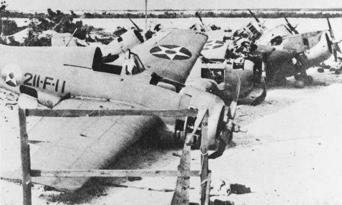 Thế chiến II: 500 lính Mỹ tử thủ trước Phát xít Nhật tại đảo Wake - Ảnh 1.