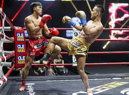 Nguyễn Trần Duy Nhất và 2 trận thắng tại Asia Fighting Championship: Hạ bệ võ thuật Trung Quốc - Ảnh 3.