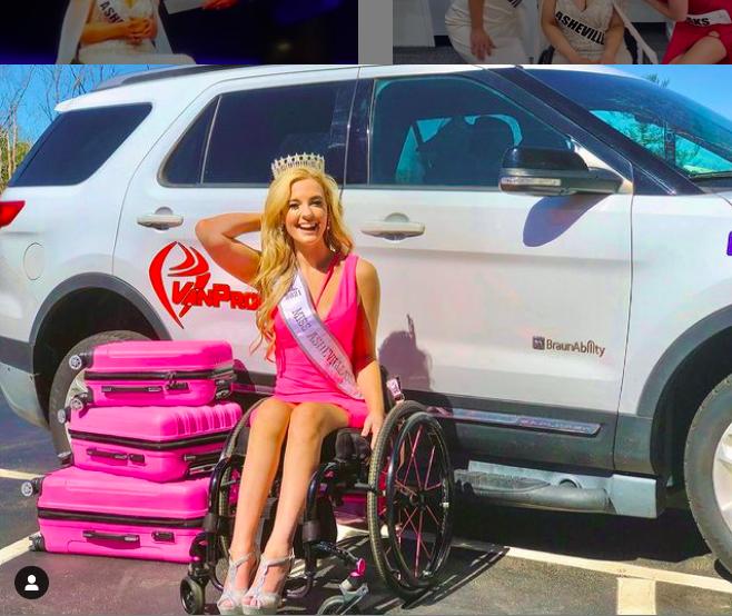 """Nhan sắc quyến rũ """"đốn tim"""" của mỹ nhân ngồi xe lăn suốt 16 năm vừa đoạt giải Á hậu 2 tại Mỹ - Ảnh 6."""