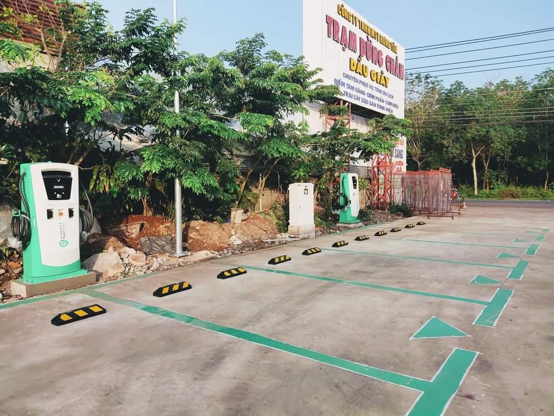 VinFast lắp đặt thần tốc hơn 8.100 cổng sạc ô tô, xe máy điện tại 60 tỉnh thành - Ảnh 3.