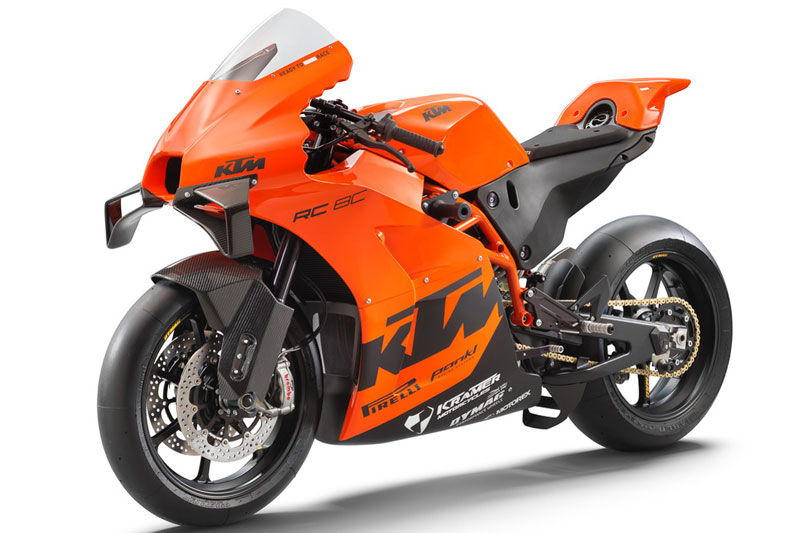 KTM RC 8C Limited Edition 2022