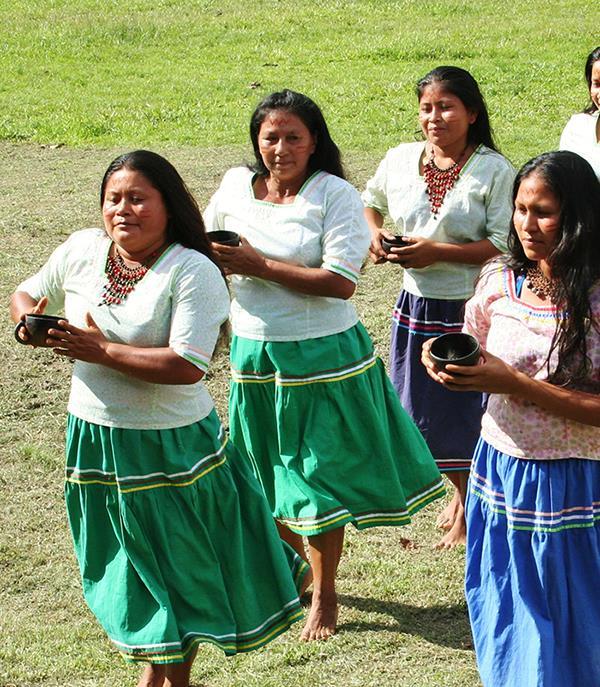 """Trải nghiệm nghi lễ của thổ dân Kichwa Añangu với """"cây thiêng"""" giúp gia tăng hưng phấn tình cảm - Ảnh 3."""
