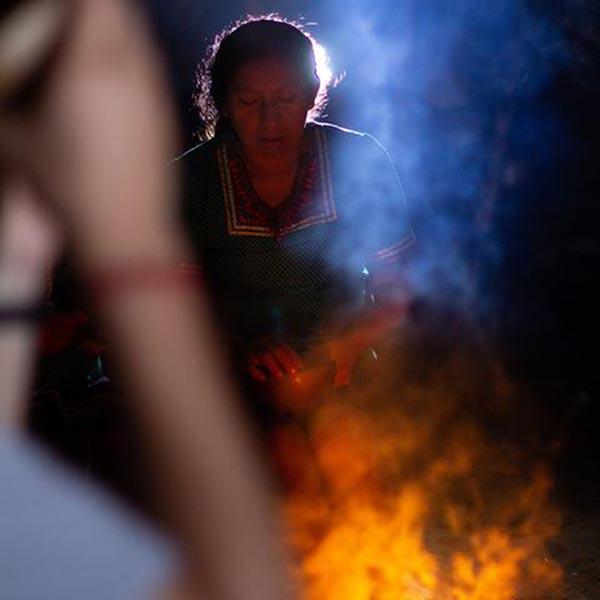 """Trải nghiệm nghi lễ của thổ dân Kichwa Añangu với """"cây thiêng"""" giúp gia tăng hưng phấn tình cảm - Ảnh 6."""