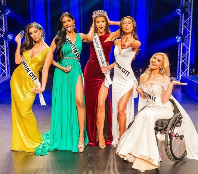 """Nhan sắc quyến rũ """"đốn tim"""" của mỹ nhân ngồi xe lăn suốt 16 năm vừa đoạt giải Á hậu 2 tại Mỹ - Ảnh 5."""