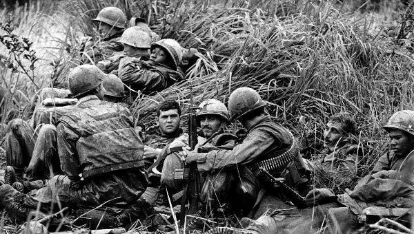 Mỗi lính Mỹ phải tham chiến ở chiến trường Việt Nam bao lâu? - Ảnh 6.