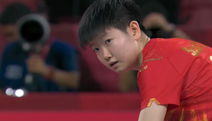 Olympic Tokyo 2020: Hạ đồng hương Trung Quốc, Chen Meng giành HCV đơn nữ bóng bàn - Ảnh 1.
