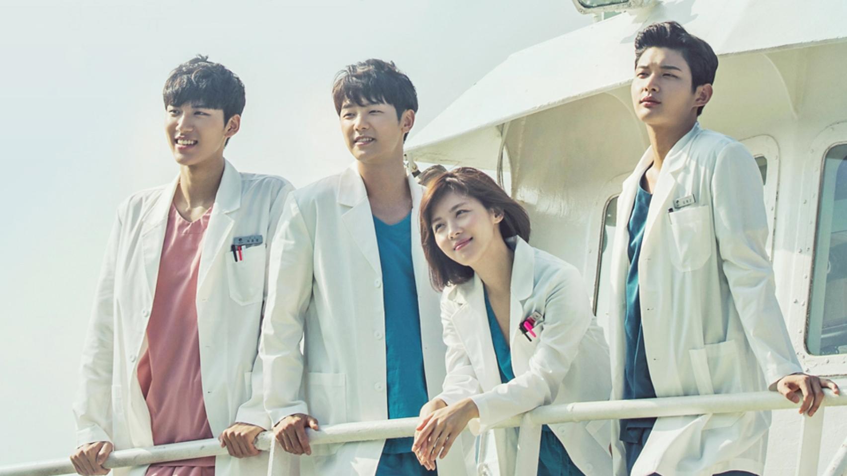 Top phim Hàn Quốc về đề tài bác sĩ hot nhất những năm gần đây - Ảnh 4.
