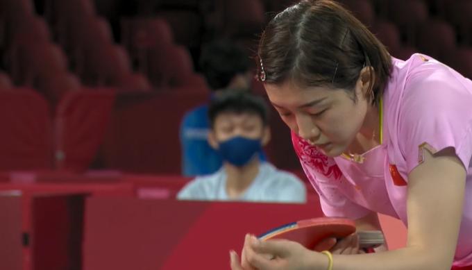 Olympic Tokyo 2020: Hạ đồng hương Trung Quốc, Chen Meng giành HCV đơn nữ bóng bàn - Ảnh 2.