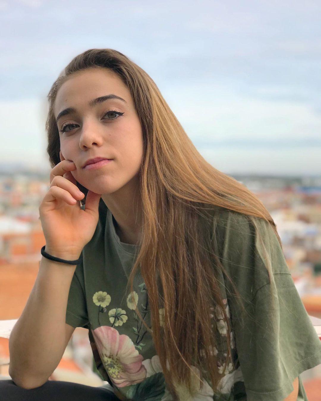 Vẻ đẹp của VĐV thể dục dụng cụ Tây Ban Nha - Ảnh 5.