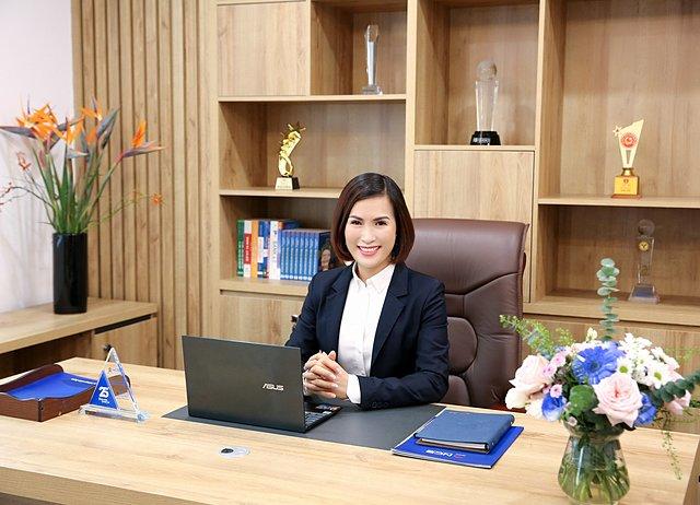 Chân dung tân Chủ tịch NCB Bùi Thị Thanh Hương - Ảnh 1.