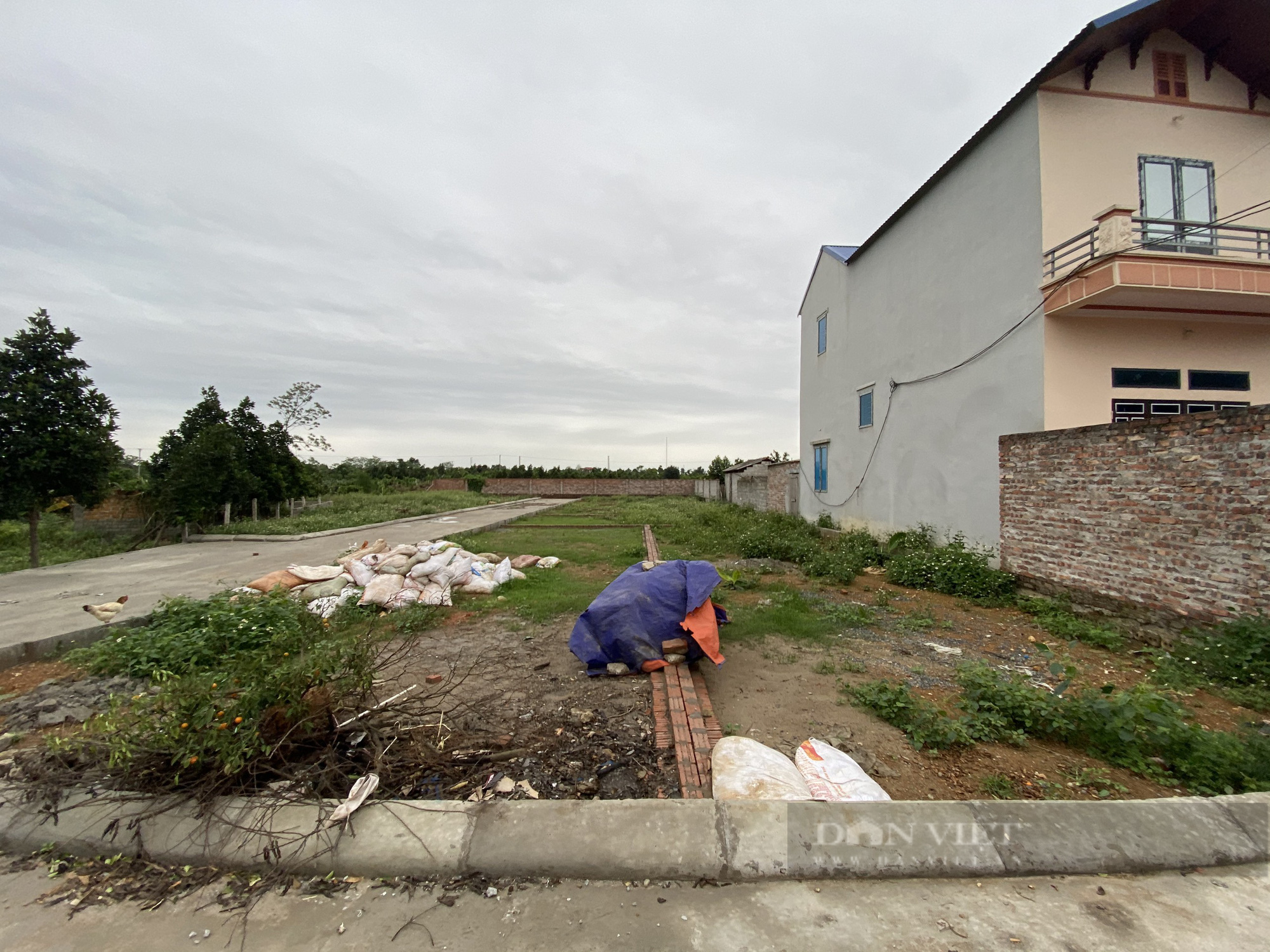 Mua đất nông thôn 800 triệu đồng, nhà đầu tư không chuyên bán 2,6 tỷ đồng sau 4 năm - Ảnh 4.
