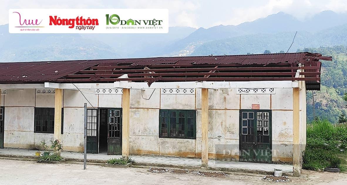 Cùng heo đất Momo chung tay xây dựng điểm trường cho các em học sinh Cốc Rế, Xín Mần, Hà Giang - Ảnh 1.