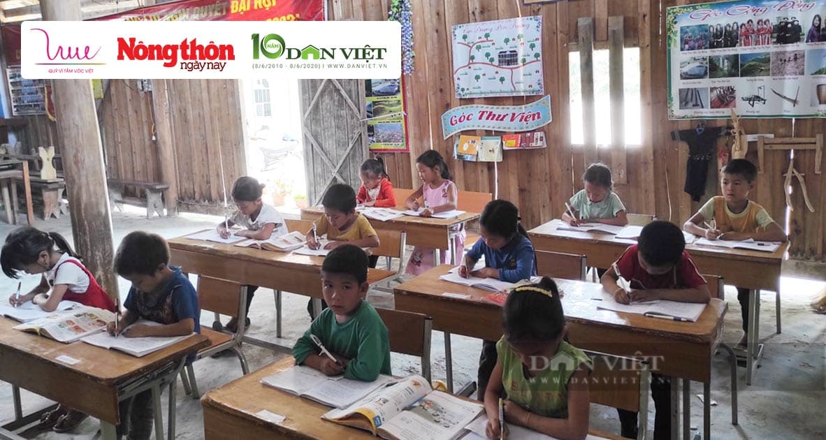 Cùng heo đất Momo chung tay xây dựng điểm trường cho các em học sinh Cốc Rế, Xín Mần, Hà Giang - Ảnh 4.