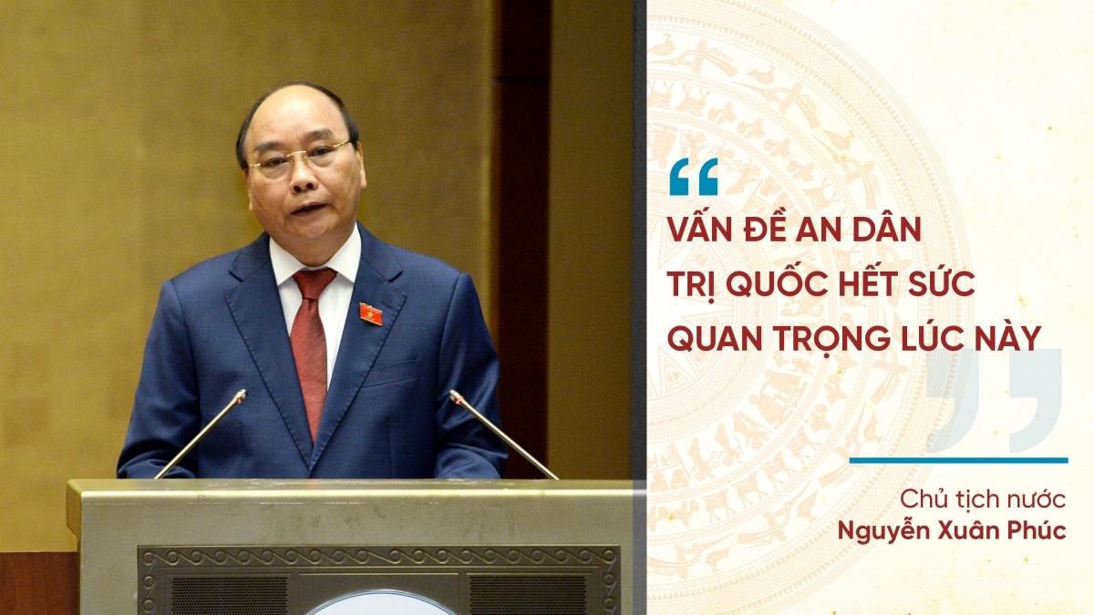 Những phát ngôn ấn tượng tại Kỳ họp thứ nhất Quốc hội khóa XV - Ảnh 2.