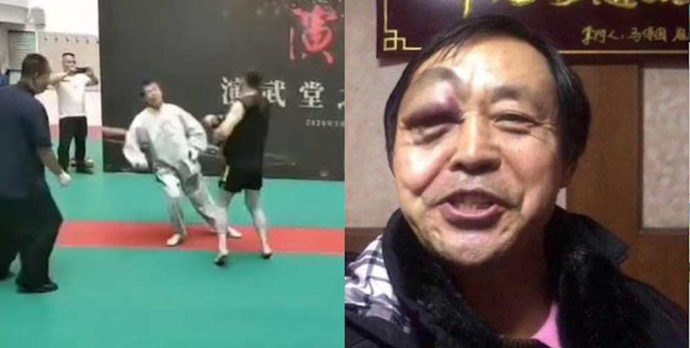 """Thua võ sĩ MMA sau 40 giây, võ sư """"nổ"""" nhất Trung Quốc nhận... """"đống tiền"""" - Ảnh 2."""