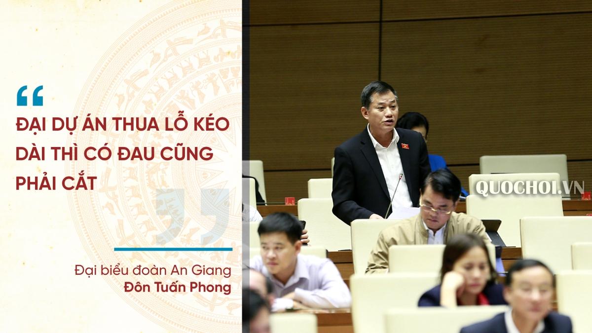 Những phát ngôn ấn tượng tại Kỳ họp thứ nhất Quốc hội khóa XV - Ảnh 9.