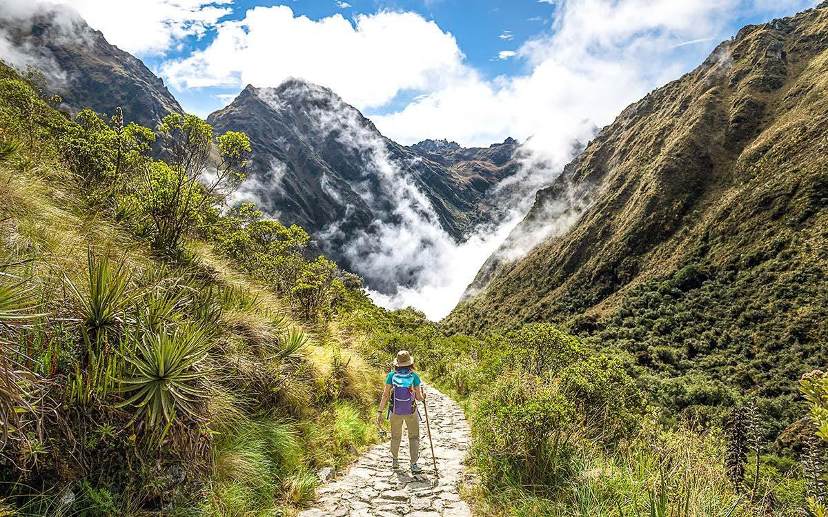 """Đường mòn Inca – """"con đường dẫn đến thành phố đã mất"""" mở cửa cho khách du lịch"""