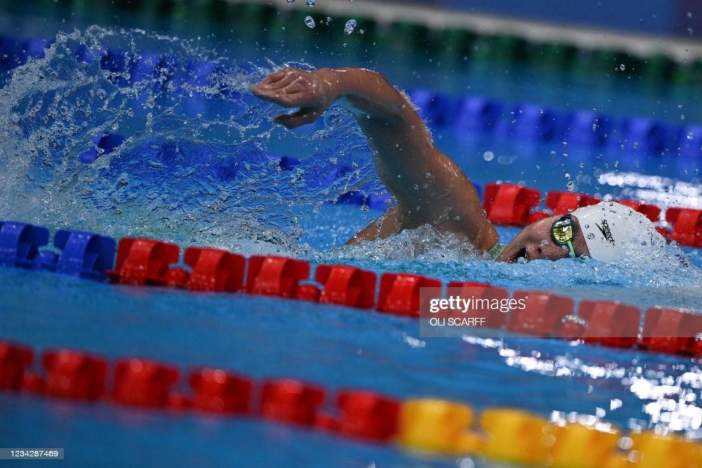 Olympic Tokyo 2020: Ánh Viên cán đích 800m tự do với thông số lạ! - Ảnh 2.