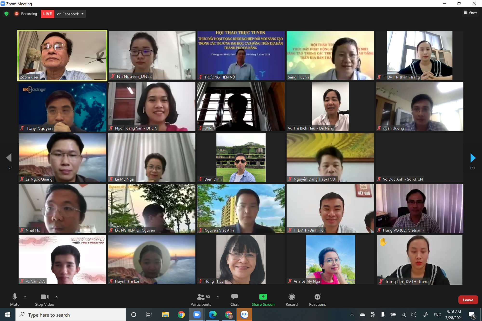 Đà Nẵng: Nhiều chính sách khuyến khích sinh viên các trường khởi nghiệp - Ảnh 1.