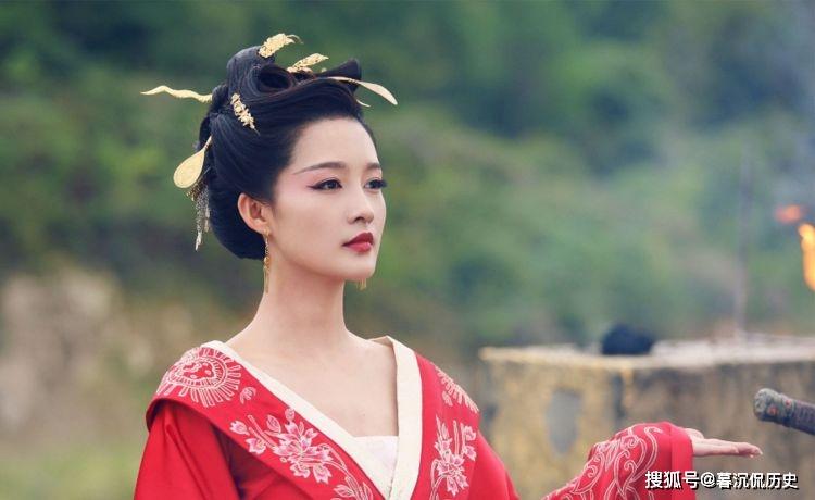 Hoàng hậu xinh đẹp tuyệt thế nhưng bất hạnh, bị em chồng cưỡng hiếp, con trai bị giết hại - Ảnh 1.