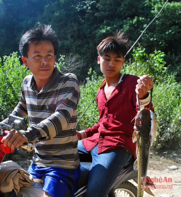 5 loài cá đặc sản nào quý hiếm nhất ở miền Tây tỉnh Nghệ An, có loài cá tên là tịt mũi không? - Ảnh 4.