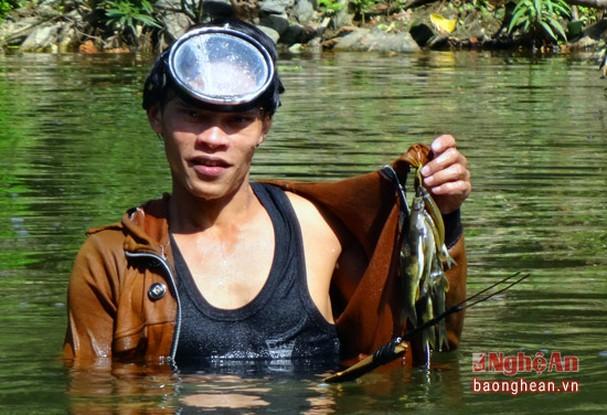 5 loài cá đặc sản nào quý hiếm nhất ở miền Tây tỉnh Nghệ An, có loài cá tên là tịt mũi không? - Ảnh 8.