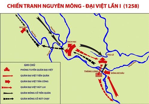 Lời tiên đoán về cái chết của 2 vị anh hùng chống quân Mông Cổ - Ảnh 3.