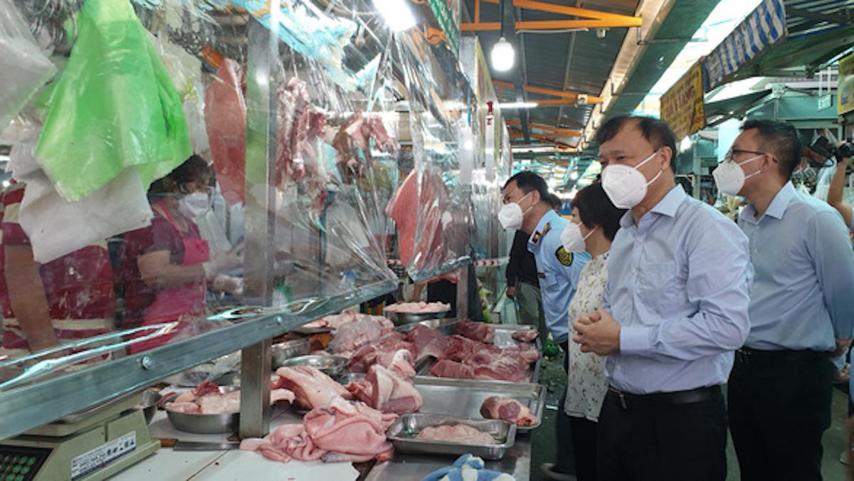 Duy trì sản xuất, lưu thông nông sản, đảm bảo nguồn cung thực phẩm trước bối cảnh dịch bệnh - Ảnh 6.