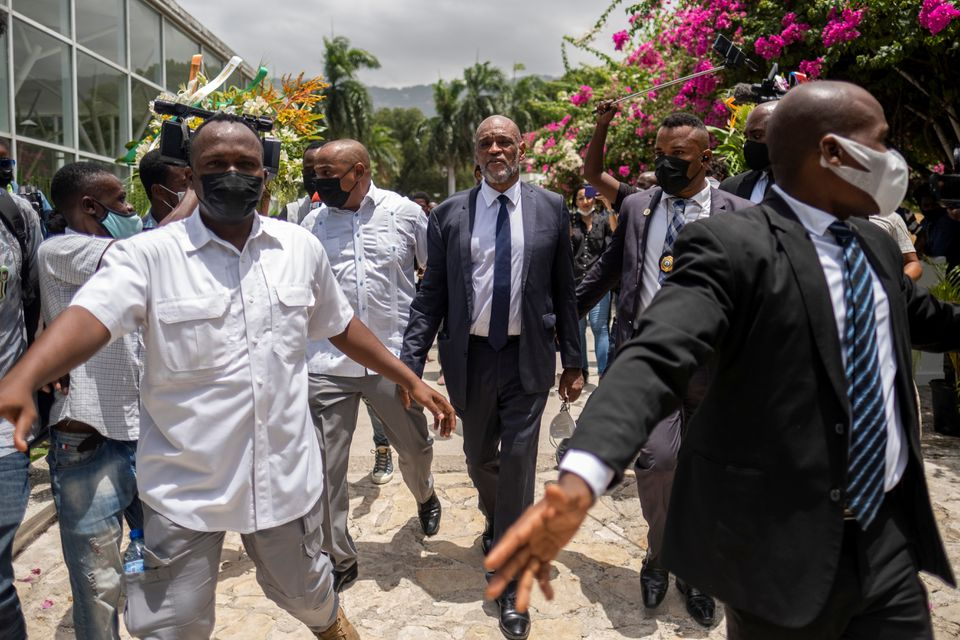 Thủ tướng Haiti cho biết ông đang lên kế hoạch tổ chức bầu cử càng nhanh càng tốt - Ảnh 1.