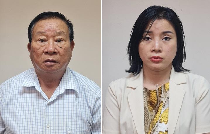 Vụ Bệnh viện Tim Hà Nội: Bộ Công an khởi tố giám đốc Công ty thiết bị y tế - Ảnh 1.