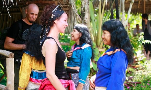 """Peru: Nghi thức Ayahuasca bí ẩn của thổ dân Shipibo-Konibo tạo """"bùng nổ"""" du lịch - Ảnh 1."""