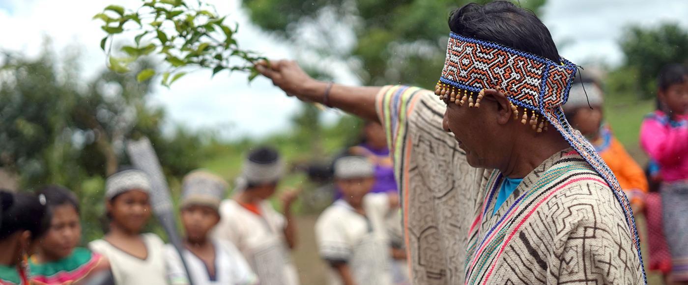 """Peru: Nghi thức Ayahuasca bí ẩn của thổ dân Shipibo-Konibo tạo """"bùng nổ"""" du lịch - Ảnh 2."""