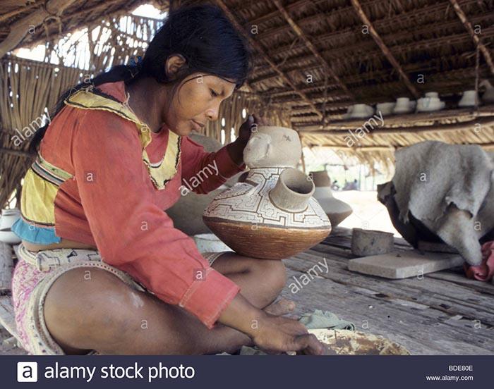 """Peru: Nghi thức Ayahuasca bí ẩn của thổ dân Shipibo-Konibo tạo """"bùng nổ"""" du lịch - Ảnh 3."""