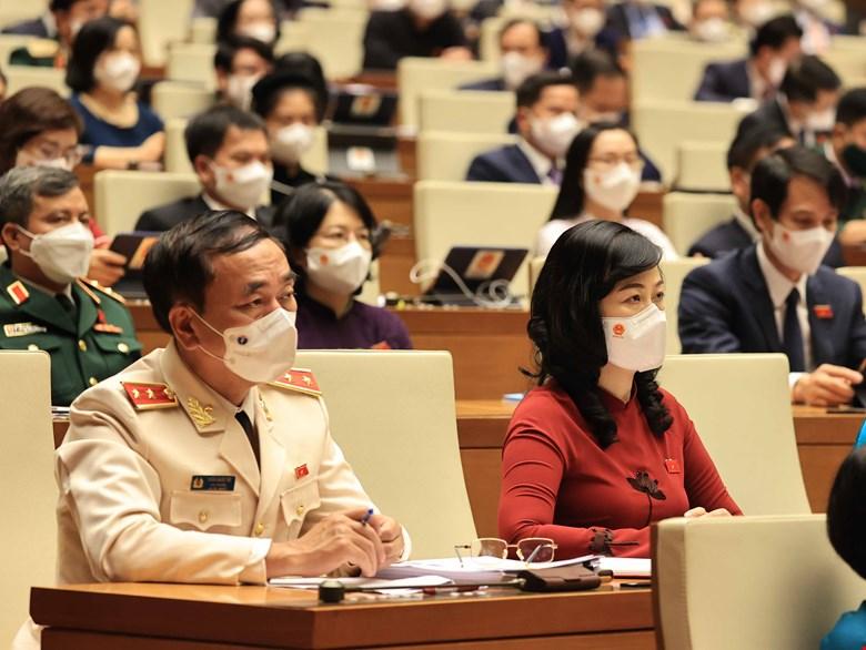 Tổng Bí thư Nguyễn Phú Trọng kêu gọi toàn dân muôn người như một để chống dịch - Ảnh 3.